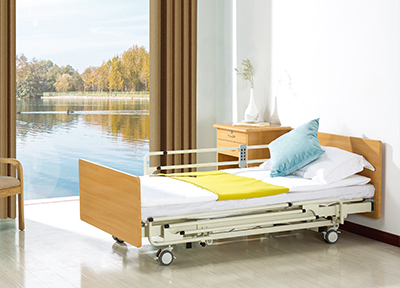 سلسلة سرير التمريض المنزلي