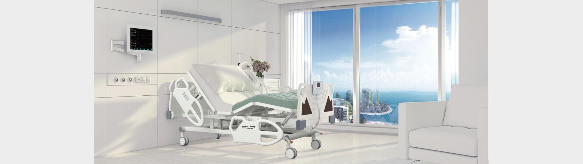 专业化的态度,提升医疗行业的功能性和便捷性
